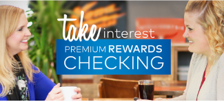 Premium Rewards Checking discussed over coffee