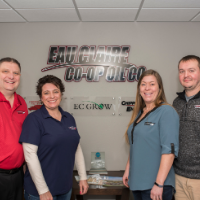 Eau Claire Co-op Oil Co staff