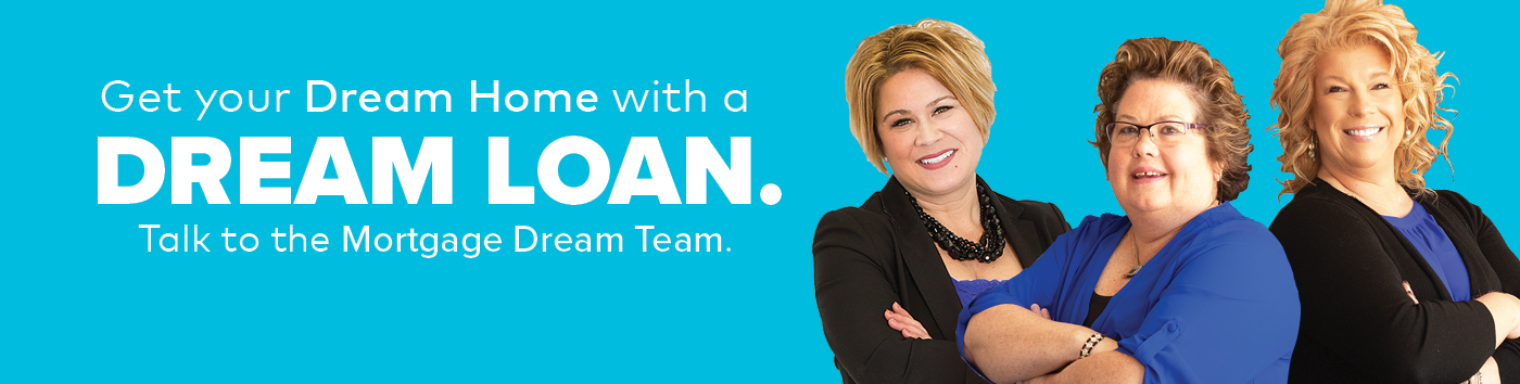 The Charter Bank mortgage loans dream team